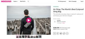 Alpaka Air Sling