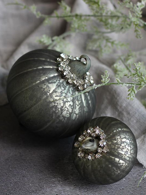 Sage diamante bauble