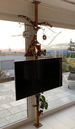 Flaagwärch Fernseher