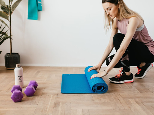 How to Step Up Your Home Gym Game