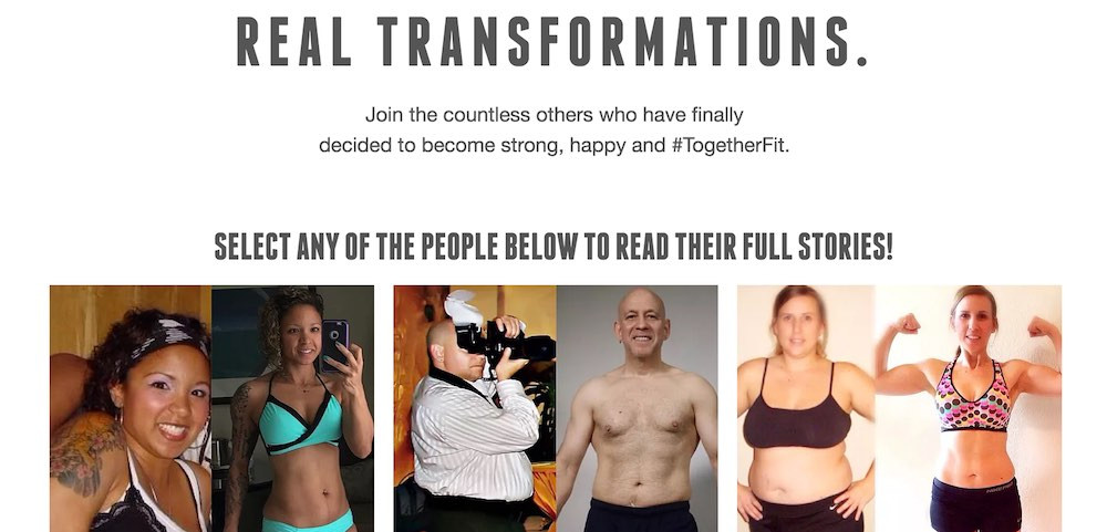 Real Transformations
