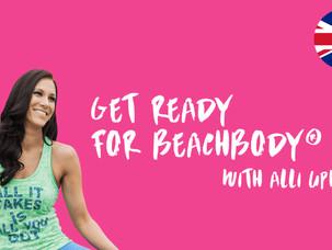 Beachbody UK Launching Autumn 2017!