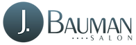 J. Bauman Salon Logo
