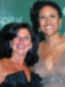 Lauren Cassell breast surgeon with Robin Roberts