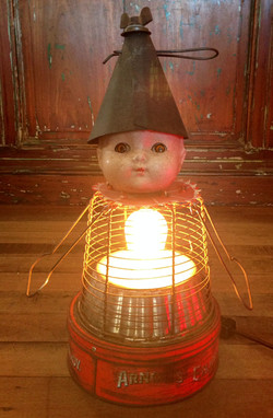 Doll Light by William White