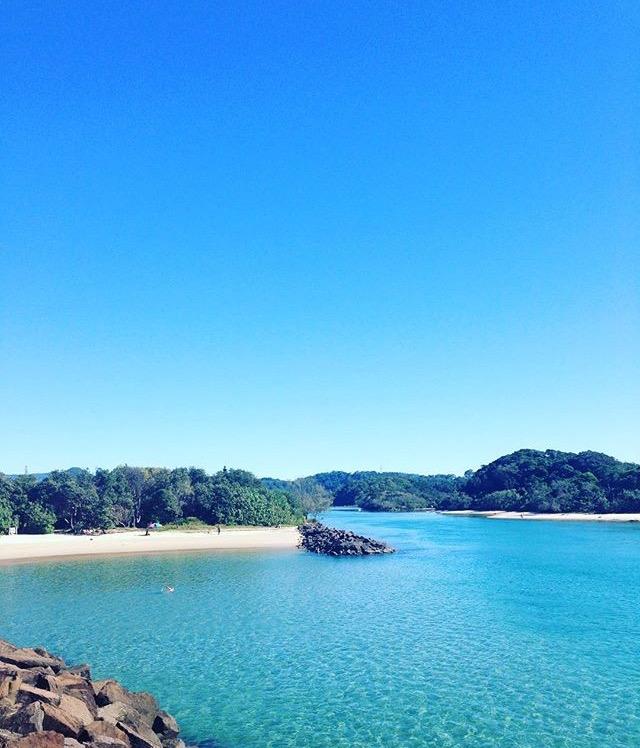 Torokina Beach