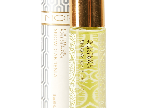 MOR Snow Gardenia Perfume Oil