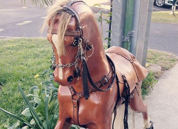 SYDNEY LUNA PARK Rocking Horse