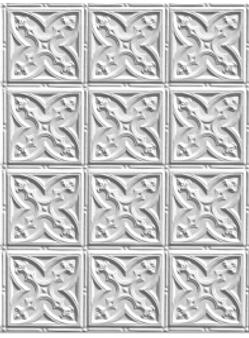 pressed metal panels