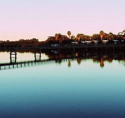 Brunswick Heads Footbridge
