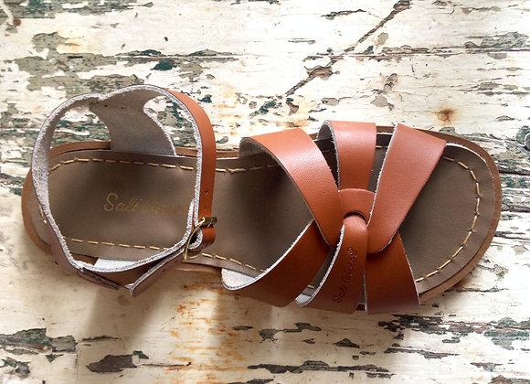 Salt Water Sandals tan