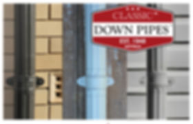 PVC down pipes and PVC down pipe fittings