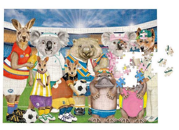 Aussie Aussie Aussie 1000 piece puzzle