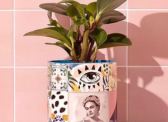 Mexican Dream Ceramic Pot