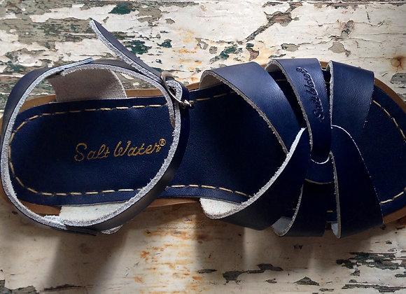 Salt Water Sandals navy