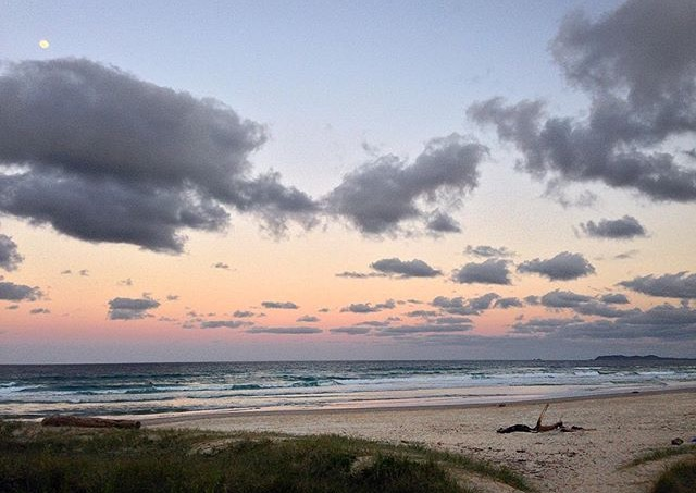 Brunswick Heads Beach
