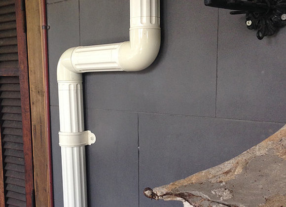 PVC DOWNPIPES & FITTINGS
