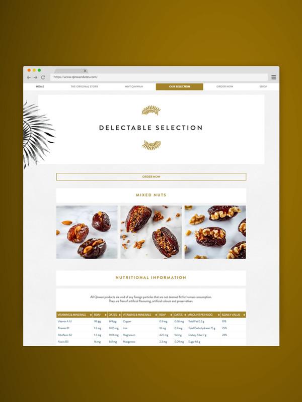 Selection Web