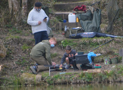 Joseph's gentle touch for his Tench