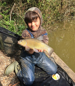 Sunny Tench for Ollie