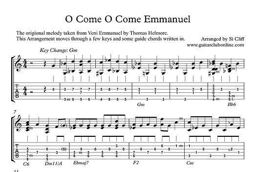 O Come Oh Come Emmanuel Sceenshot.jpeg