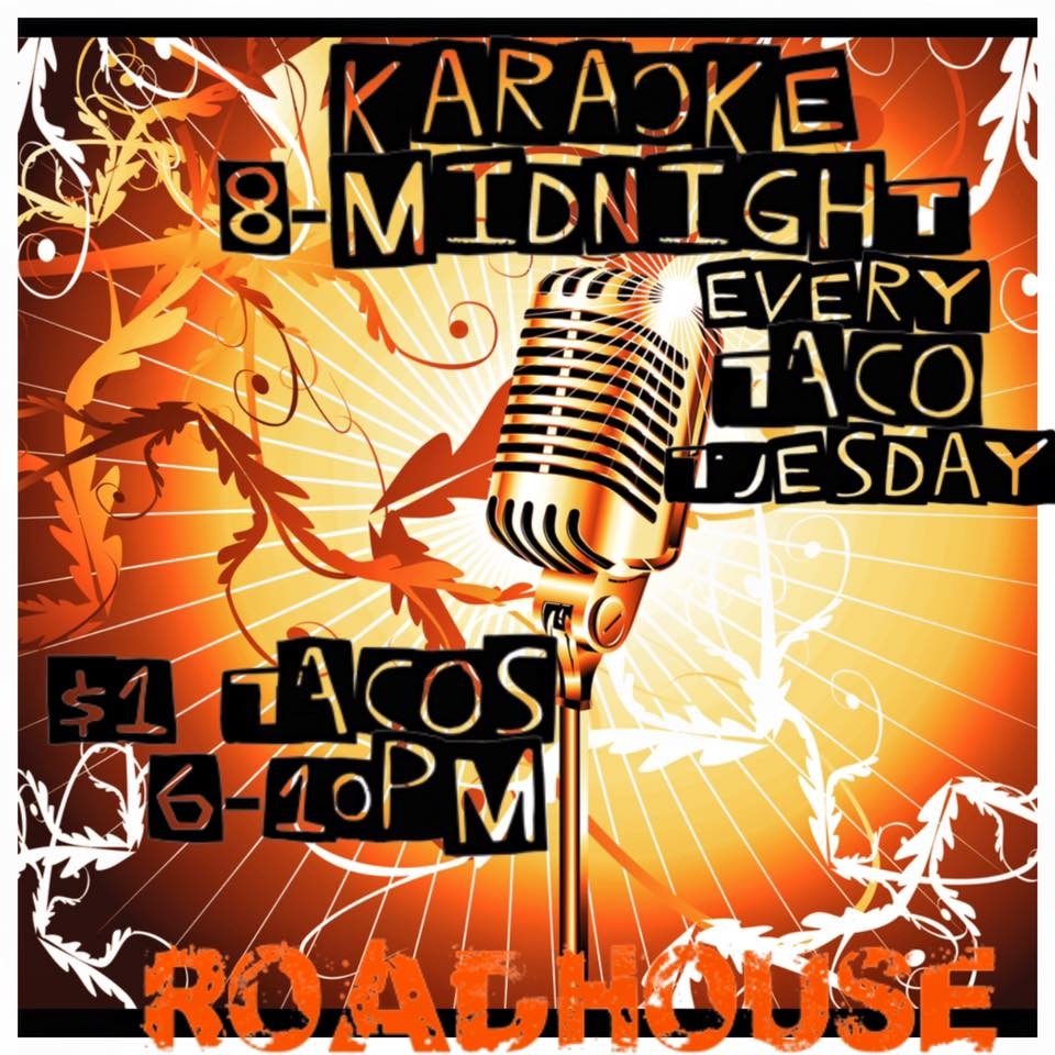 Taco Tuesday And Karaoke