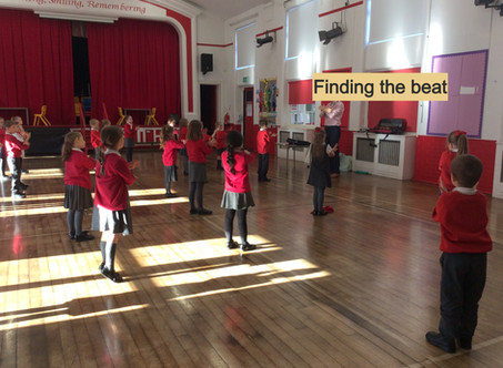 Music in Year 3