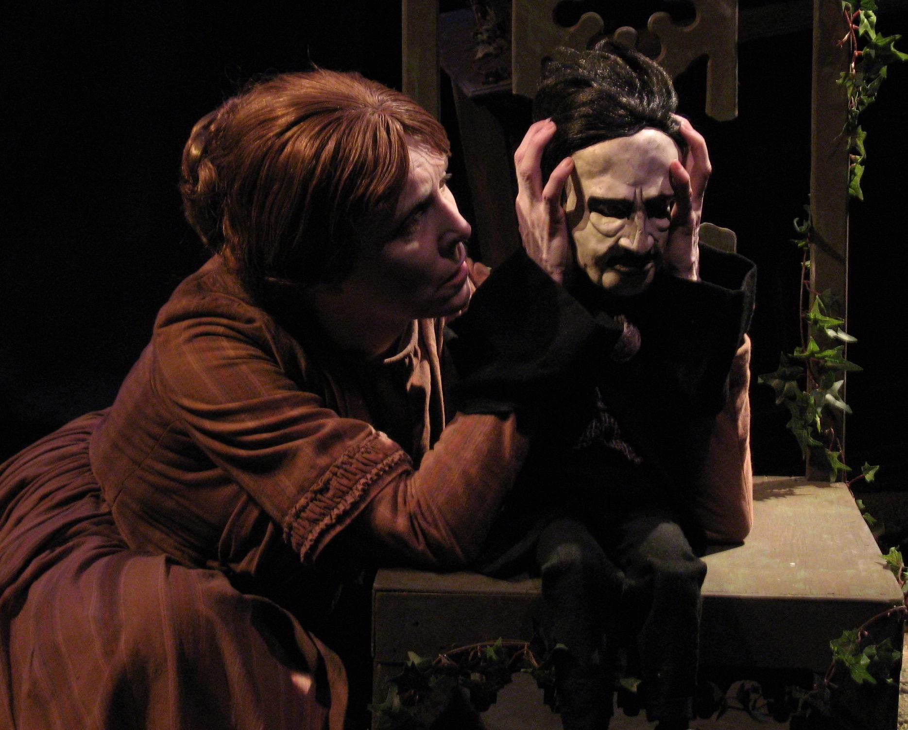 Puppeteer, Tales of Edgar Allan Poe