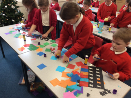 Christmas Craft in 3H