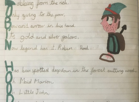 Robin Hood Poems