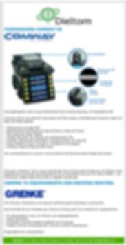 fusionadora comway c8 dieltom