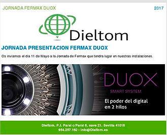 duox smart system fermax