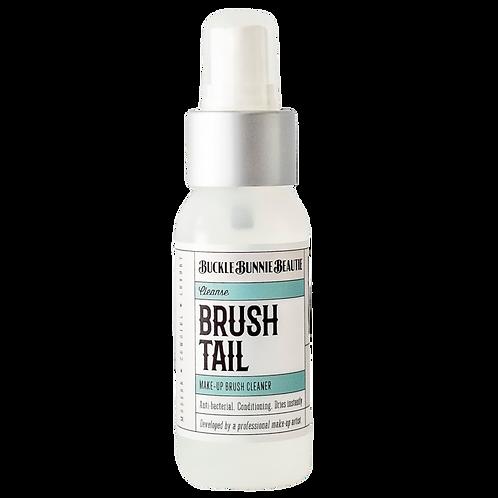 Brush Tail Brush Cleaner