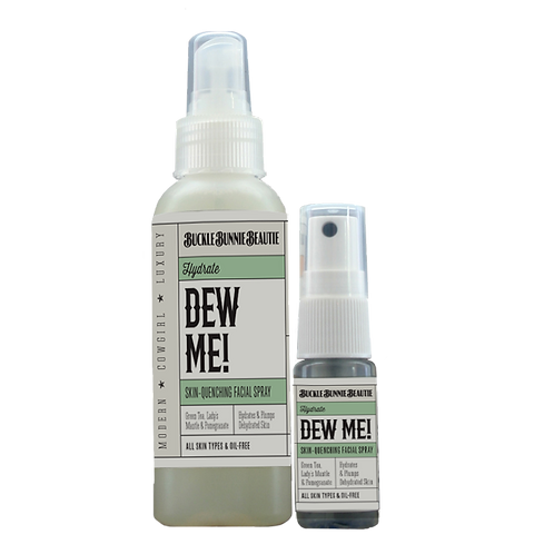 Dew Me! Facial Spray (2 Sizes Available!)