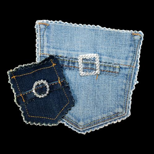 Denim Pocket Packaging