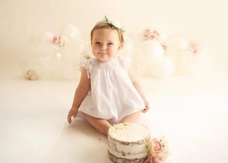 NOVA DC photographer cake smash newborn maternitu photography