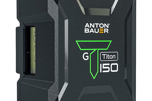 Anton Bauer Titon 150 Gold Mount Lithium-Ion Battery