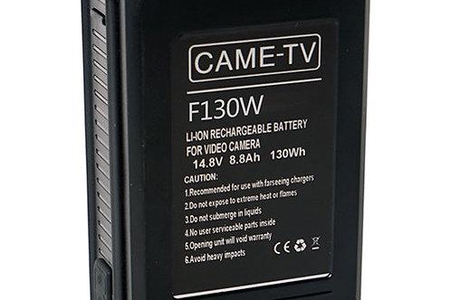 CAME-TV Compact 130Wh 14.8V V-Mount Battery