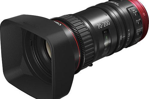 Canon CN-E 70-200mm T4.4 Compact-Servo Cine Zoom Lens