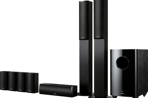 Onkyo SKS-HT870 7.1-Channel Home Theater Speaker System