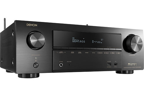 Denon AVR-X1500H 7.2-Channel Network A/V Receiver