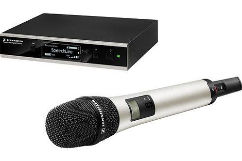 Sennheiser SpeechLine Digital Wireless SL Handheld Set DW-4-US RM Wireless Mic w