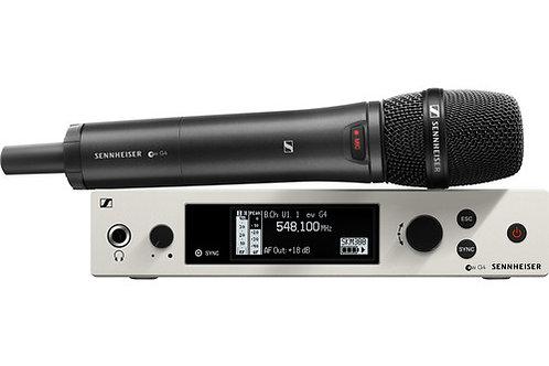 Sennheiser ew 300 G4-865-S Wireless Handheld Vocal Set with 865 Microphone Capsu