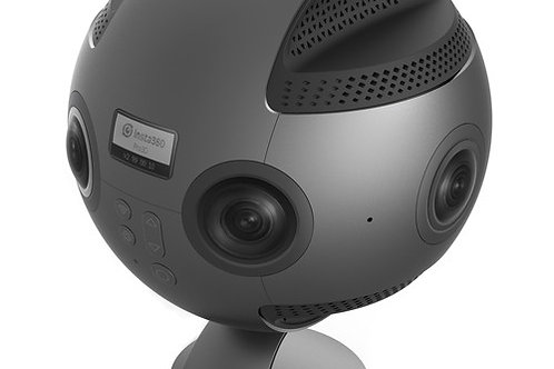 Insta360 Pro Spherical VR 360 8K Camera (Black)