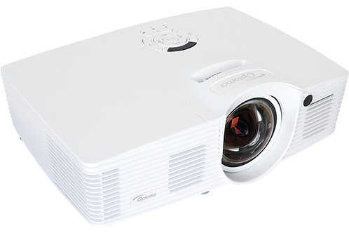 Optoma Technology EH200ST 3000-Lumen Full HD 3D Short-Throw Multimedia DLP Proje
