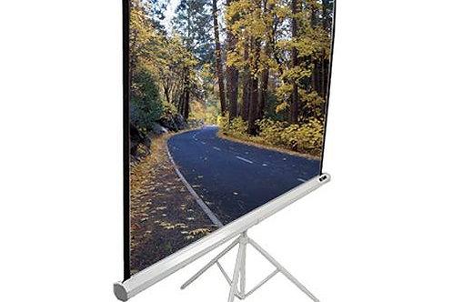 "Elite Screens T99NWS1 Portable Tripod Screen (70x70"")"