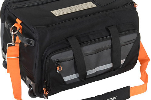 CineBags CB-40 High Roller Camera Bag (Charcoal/Black Embroidery)