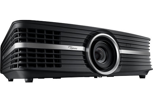 Optoma Technology UHD65 HDR XPR UHD DLP Home Theater Projector