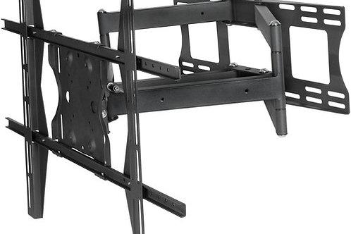 """SunBriteTV Dual Arm Articulating Outdoor Weatherproof Mount for 49-80"""" TV Screen"""
