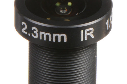 Marshall Electronics 2.3mm f/2.2 M12 3MP Lens